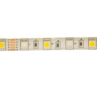 LED strip 14,4W RGB+WW IP65
