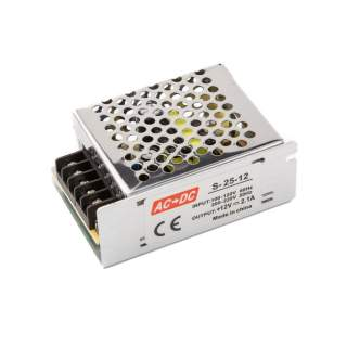 Power supply 24W-12V-2A IP20